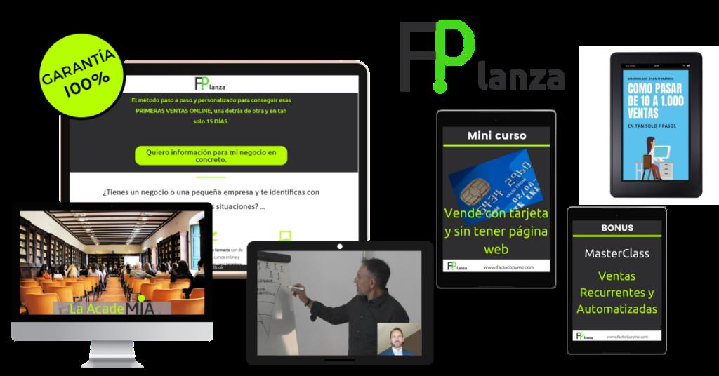 Factoría Pyme - Plan Lanza